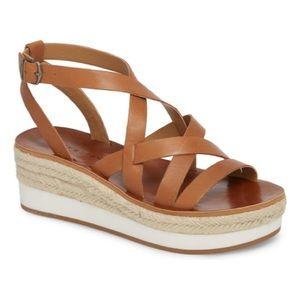 New Lucky Brand Jenepper Sandals Sz 8